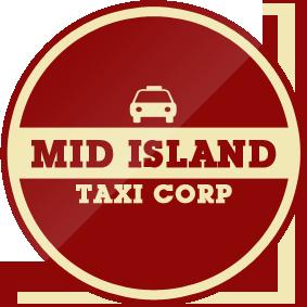 Mid Island Taxi Corp Logo